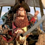Pirates! animation trailer ahead