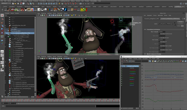 maya animation vfx pirates 01