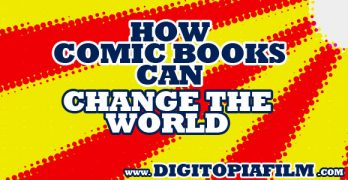 How comics can change the world